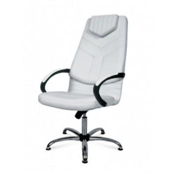 """Педикюрное кресло """"Дино I"""" с пластиковыми подлокотниками (4H)"""